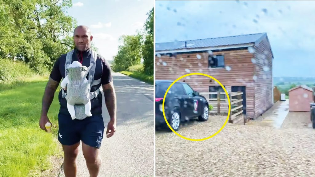 New video showcases Nemani Nadolo's stunning new Leicestershire home