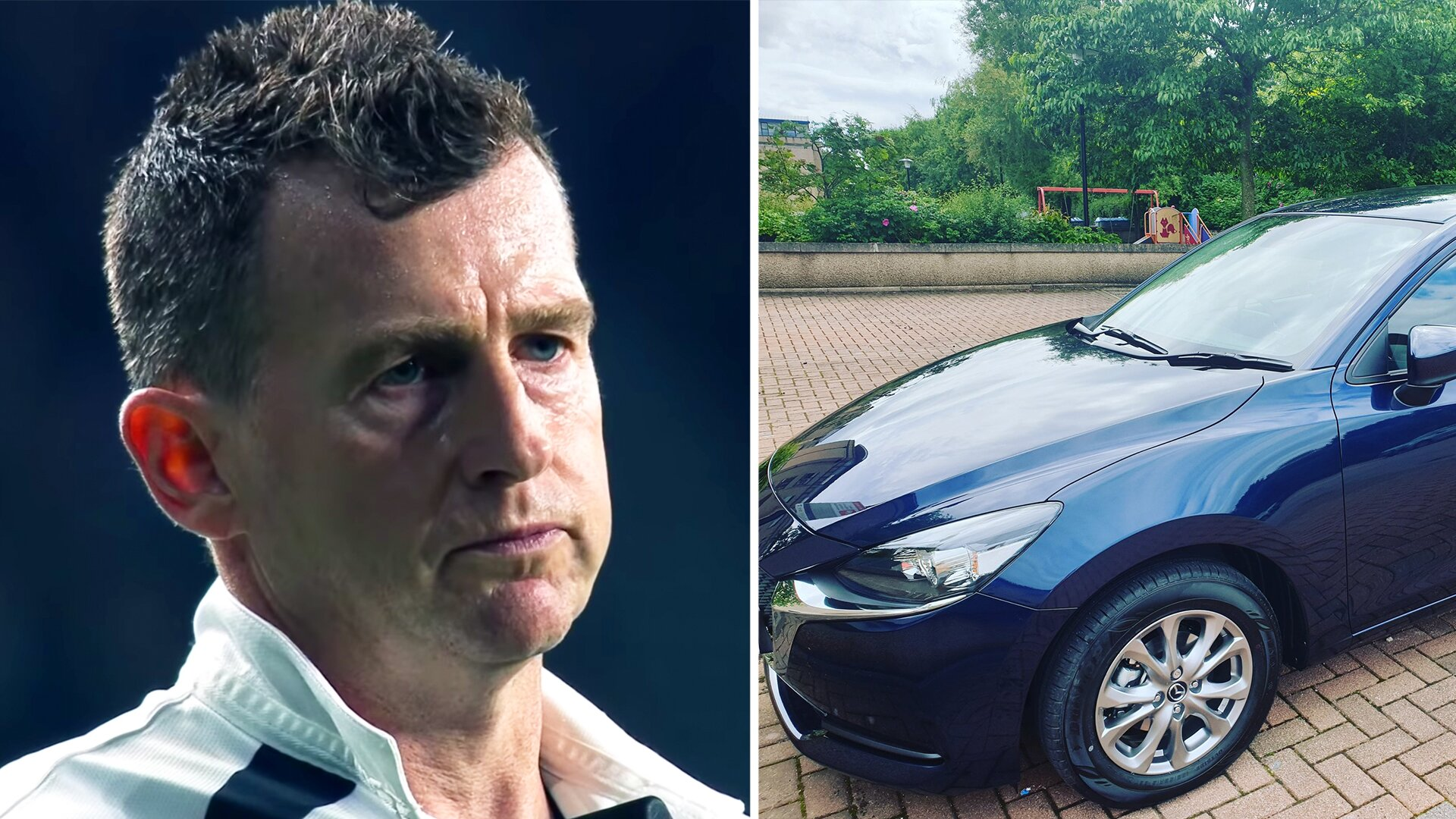 Nigel Owen's response to someone  naming their car after him has sent the internet into meltdown