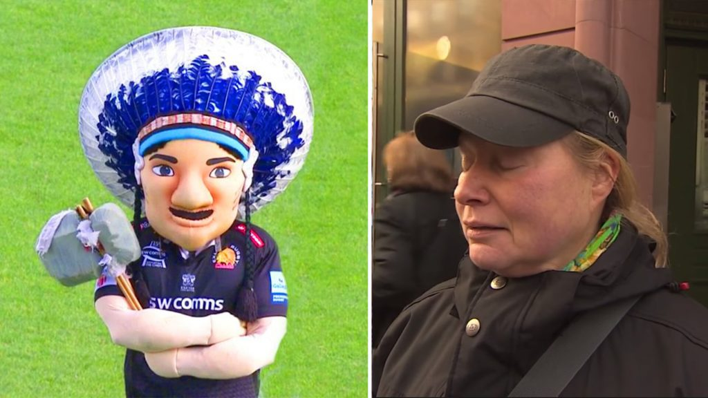 Exeter Chiefs fans that campaigned to change branding are not handling the news well