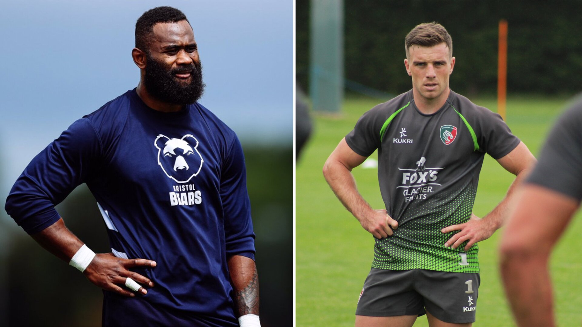 Hype growing as Premiership Rugby clubs return to full training - Footage and videos