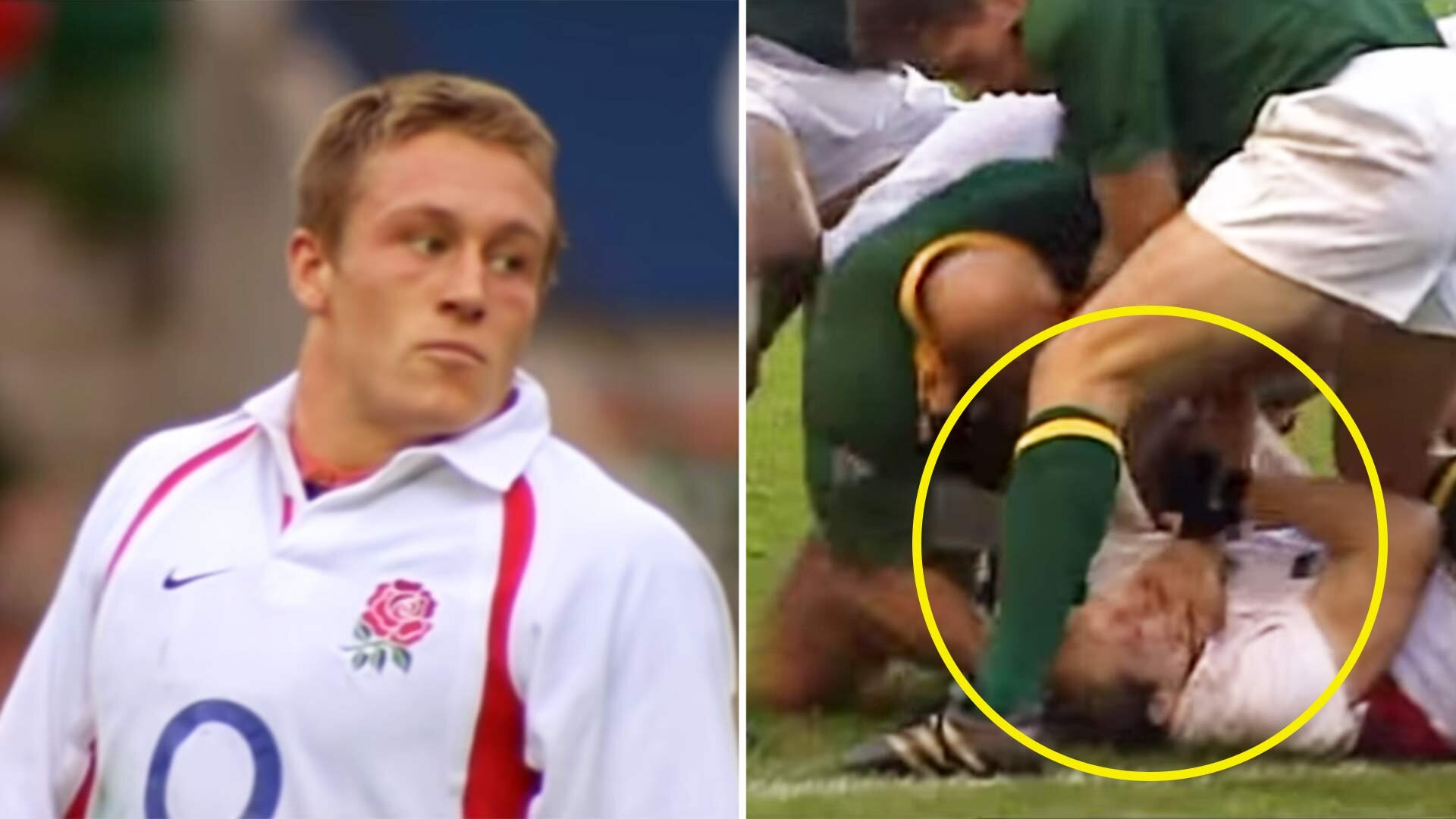 The day South Africa's bully boys came to Twickenham