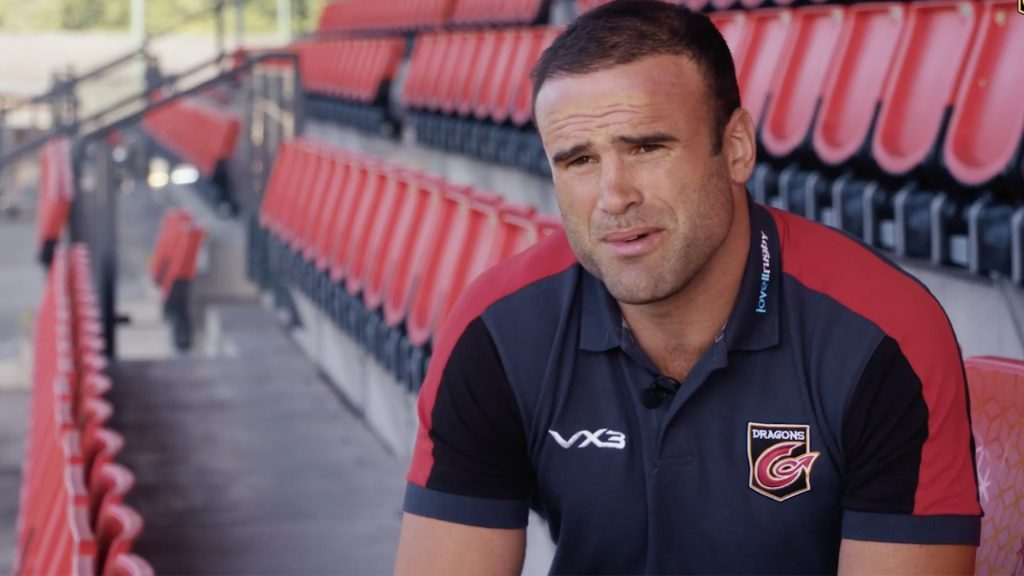 Jamie Roberts voices his anger as his COVID-19 test was made public without his knowledge