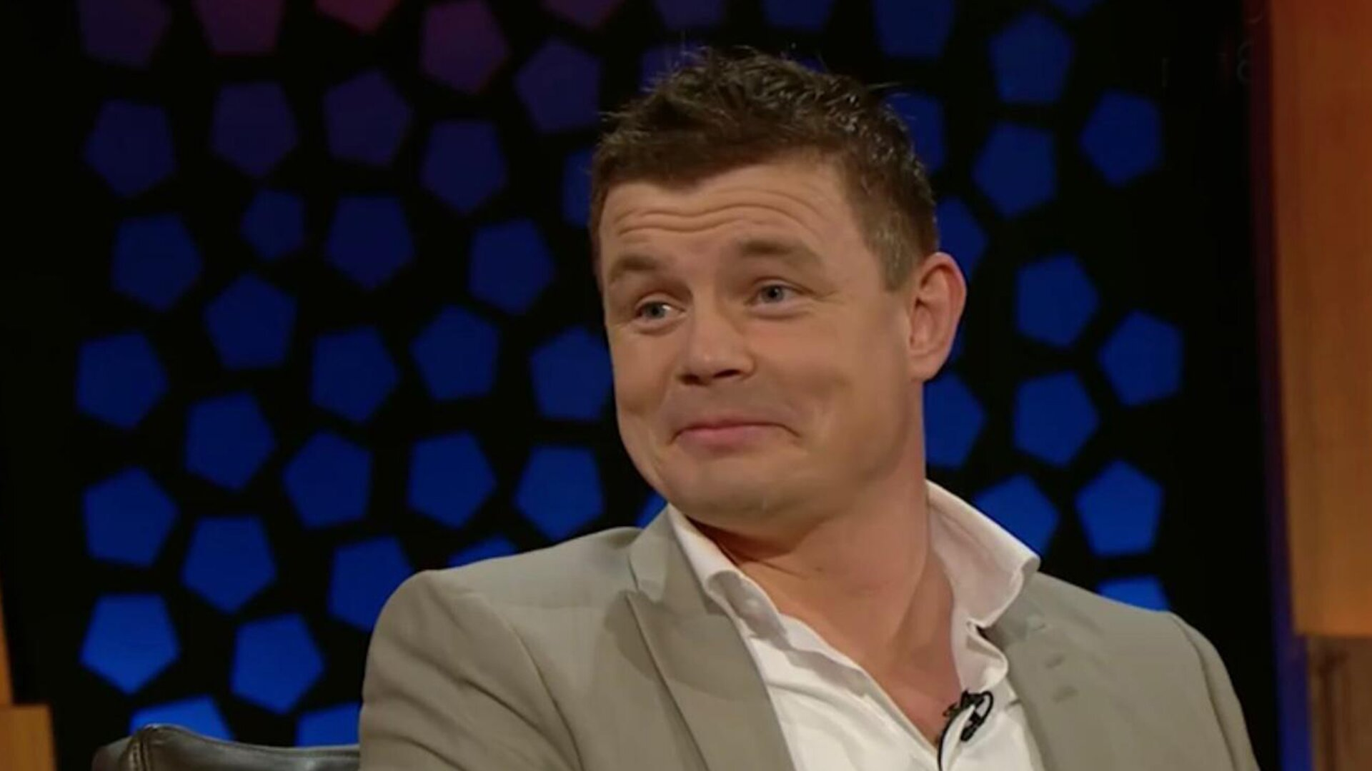 Brian O'Driscoll lands himself in hot water for lockdown joke just hours after new Irish pandemic measures announcement