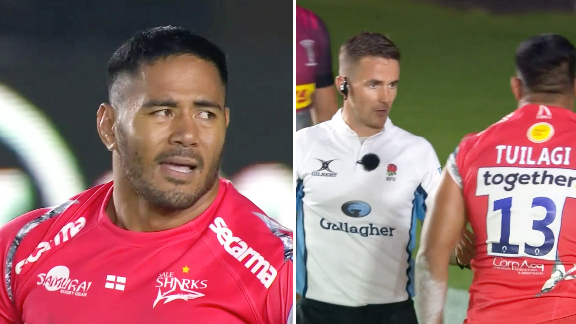 Everyone missed this extraordinary Manu Tuilagi moment in last night's Premiership restart