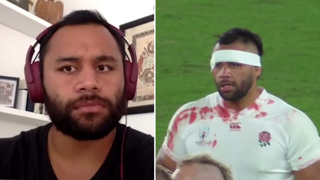 Billy Vunipola reveals he believed he let down England at Rugby World Cup