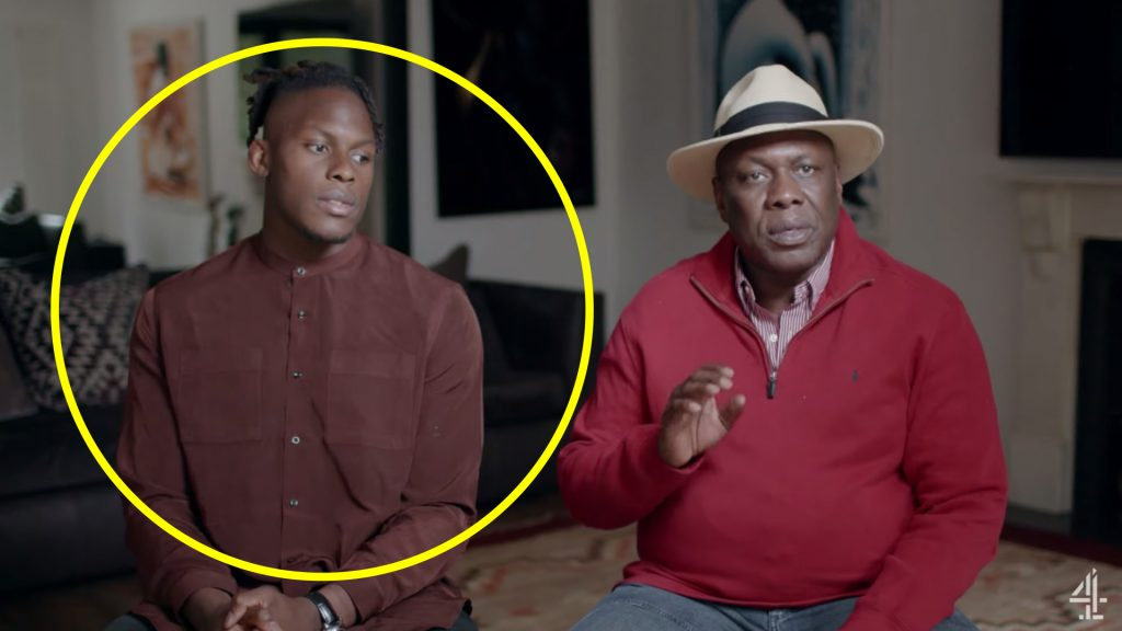 Maro Itoje and his dad open up in powerful video about growing up with racism