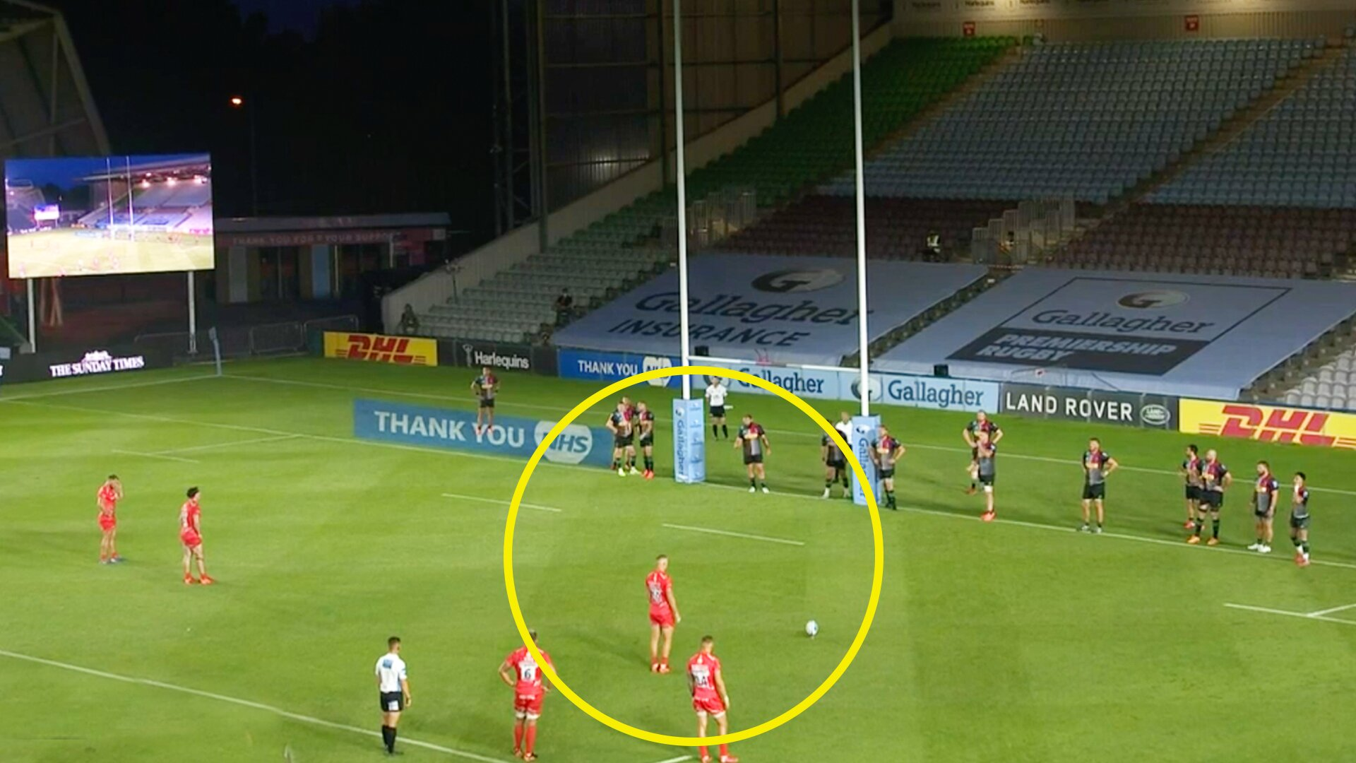 Premiership's return brings with it contender for worst conversion attempt of all time