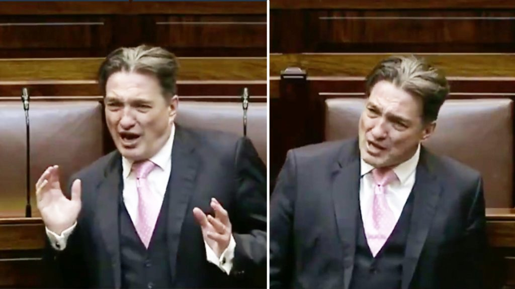 Politician's speech on rugby returning has sent the internet into meltdown