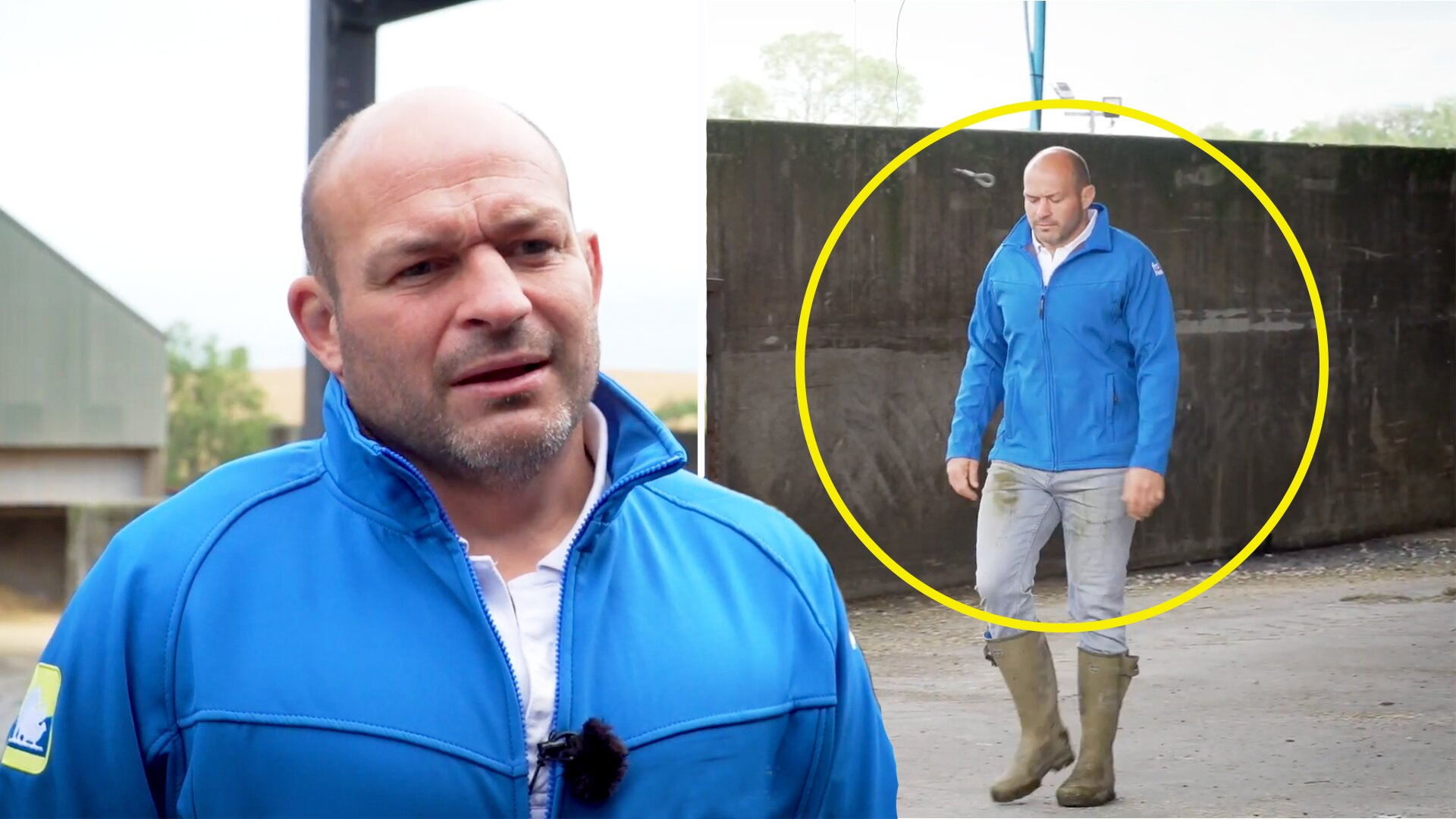 Rory Best gives candid interview about his new life as a full time farmer
