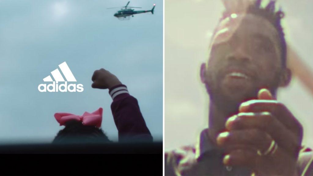 Siya Kolisi has become the face of Adidas as stunning new video drops