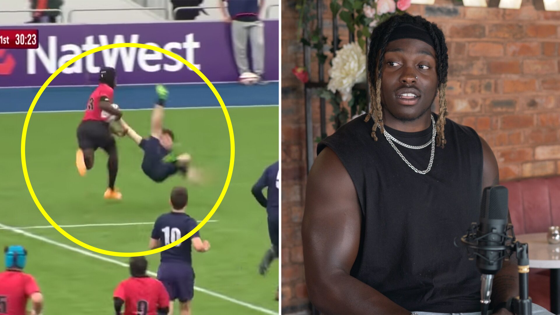 Rugby's first viral wonderkid describes the devastating repercussions of his overnight stardom