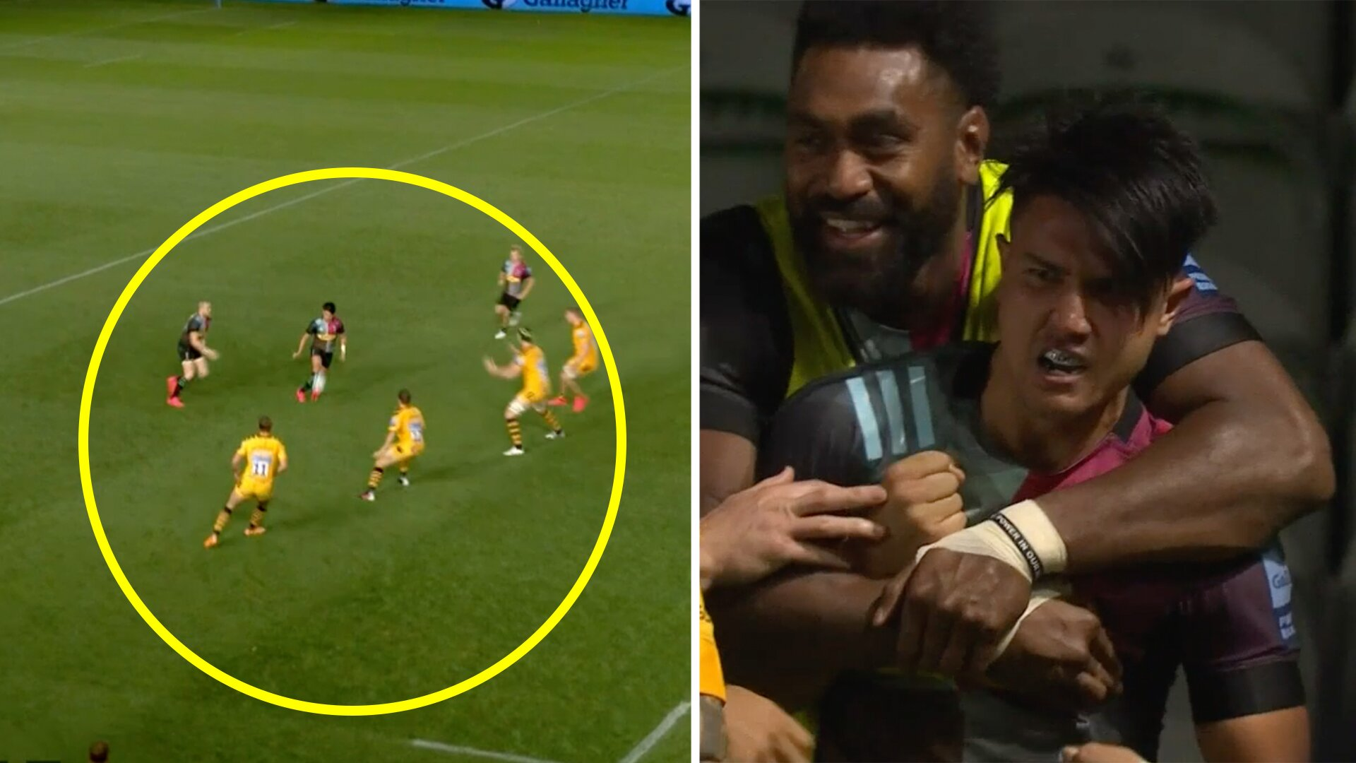 Marcus Smith is now unquestionable England starter after wonder try in last night's Premiership clash