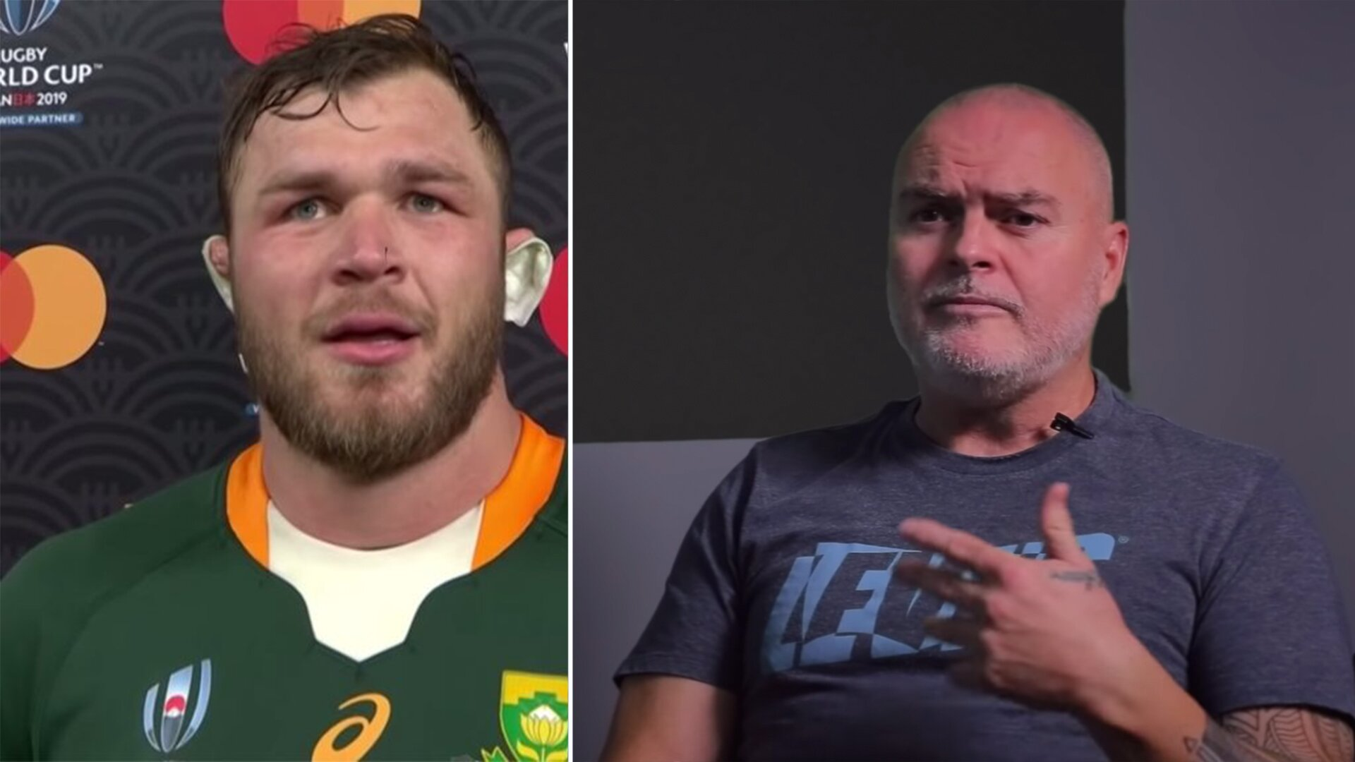 Expert honestly predicts that Springboks will get humiliated in Rugby Championship