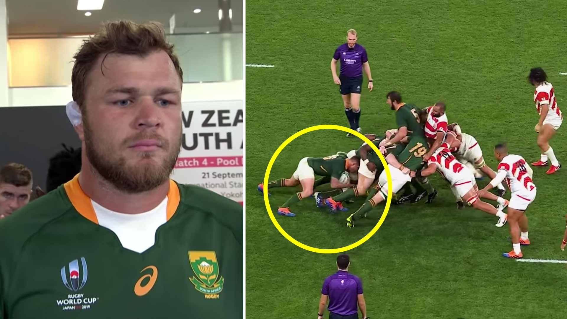The terrifying reason why South Africa are set to be the Number 1 team in rugby for years to come