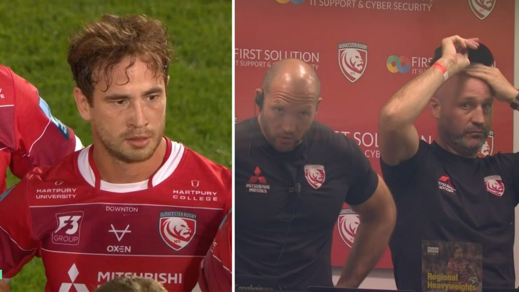 The moment where fans realised why Danny Cipriani never made it for England