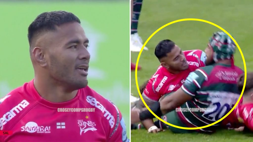 New video highlights the subtles way in which Manu Tuilagi tormented his former club Leicester