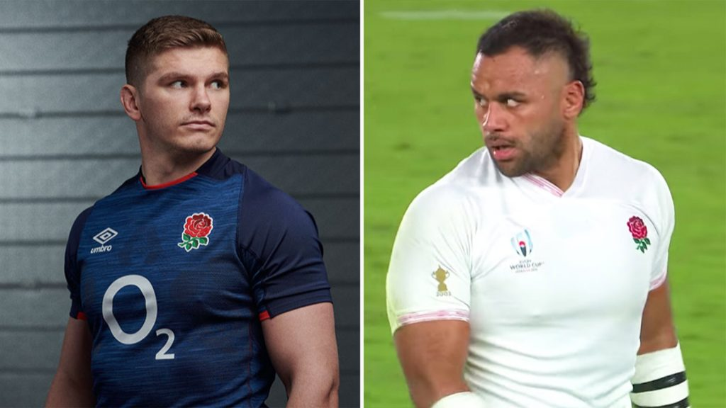 Rugby stars react to Umbro's controversial new England kit