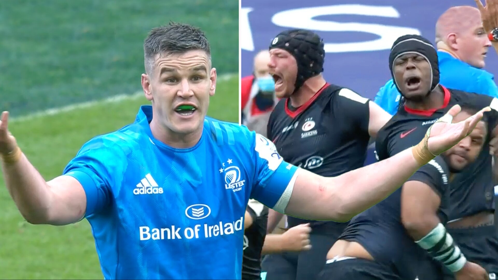 Ruthless Saracens stun sorry Leinster with one of the greatest European performances of all time