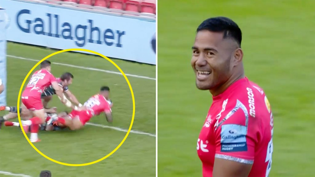 Tuilagi scores sensational try on first game back at Welford Road against former club