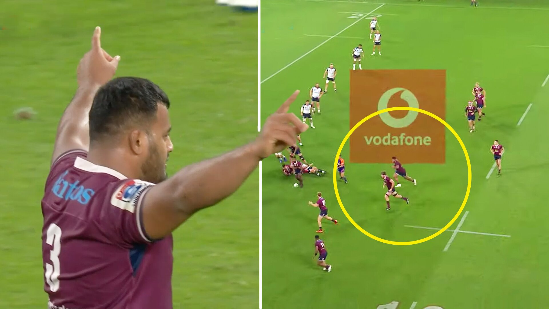 Critics rave over world's new superprop Taniela Tupou after this sensational moment for the Reds