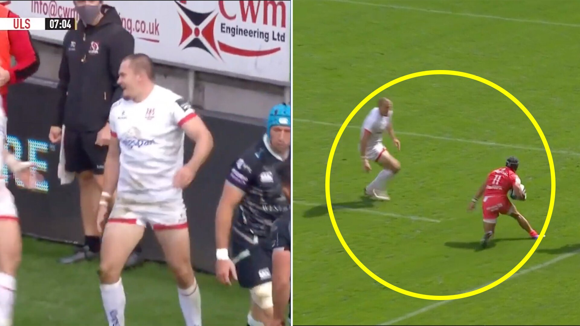 Jacob Stockdale redeems himself for Kolbe mauling with incredible performance against Opsreys