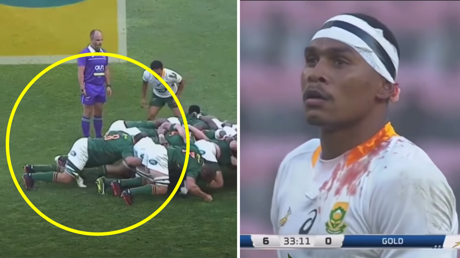 The Springbok showdown match has been branded as one of the most boring rugby matches in history