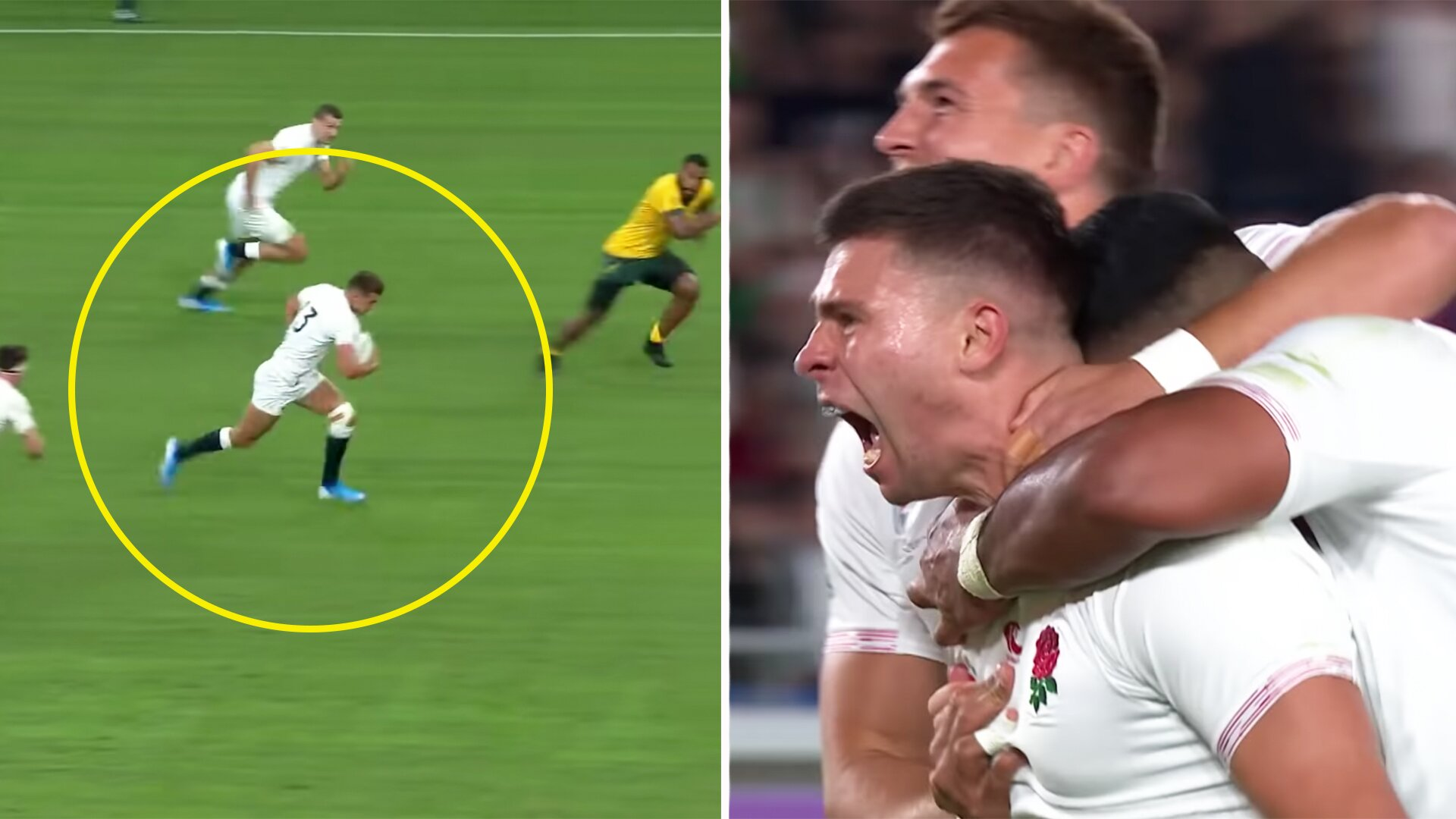New ten minute supercut shows how utterly dominant England were at the 2019 World Cup