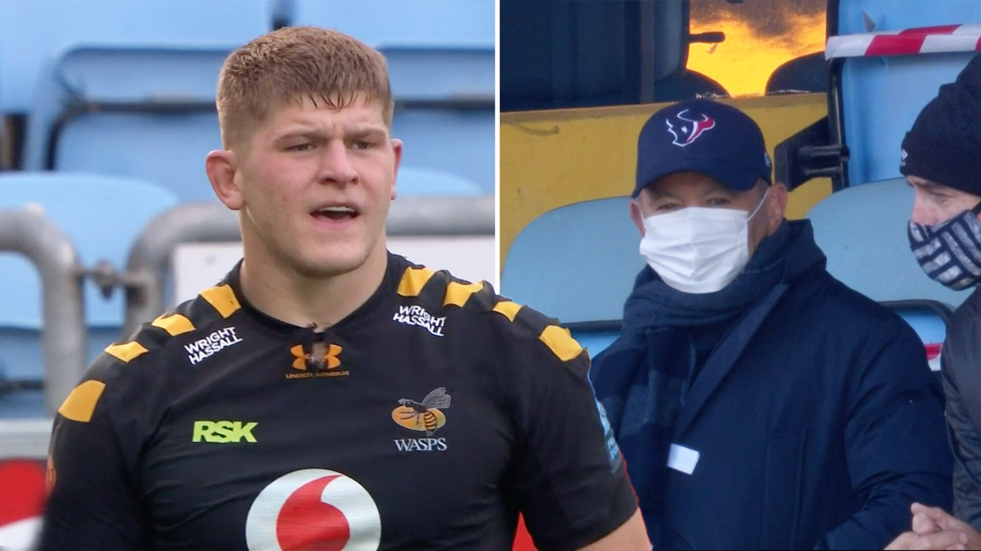 Fans are raving over Jack Willis after another sensational performance as Wasps destroy Bristol