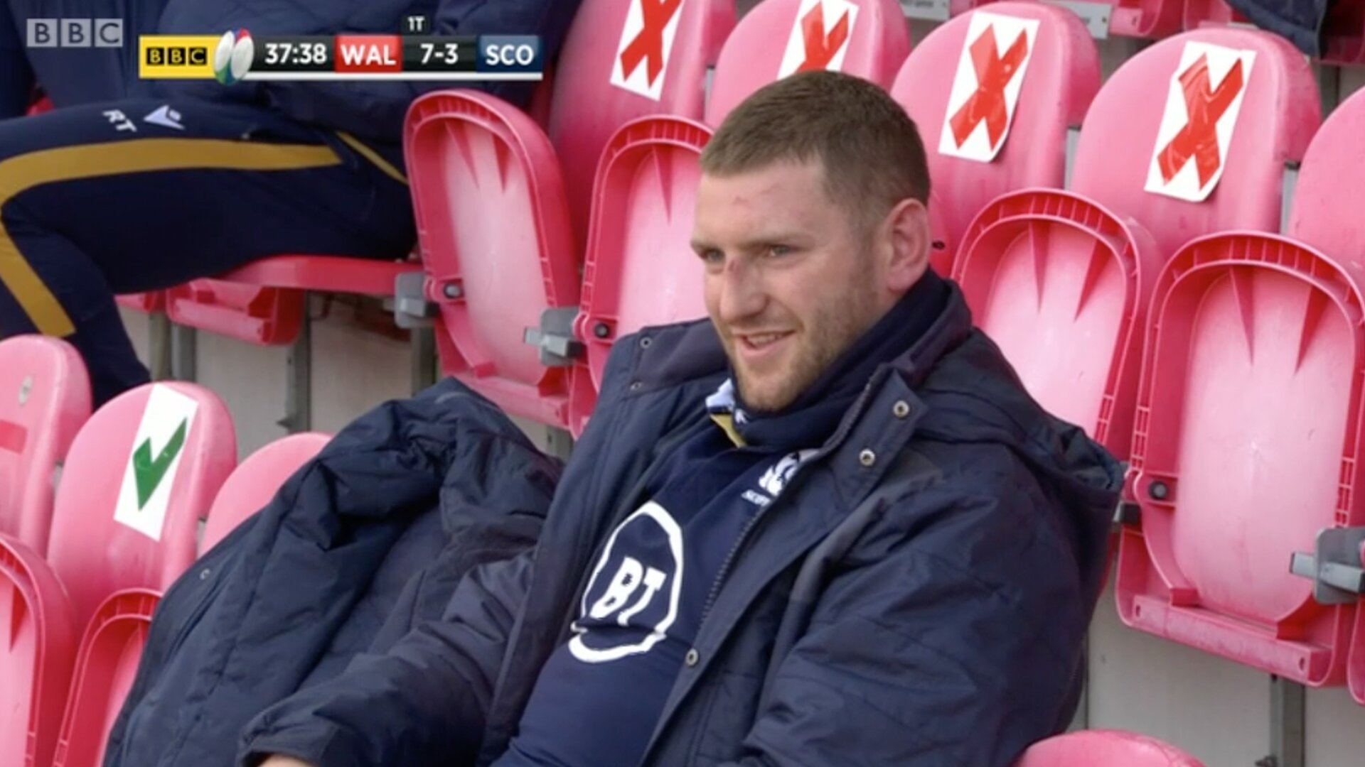 Finn Russell has just proven to the World why he probably won't get selected for the Lions