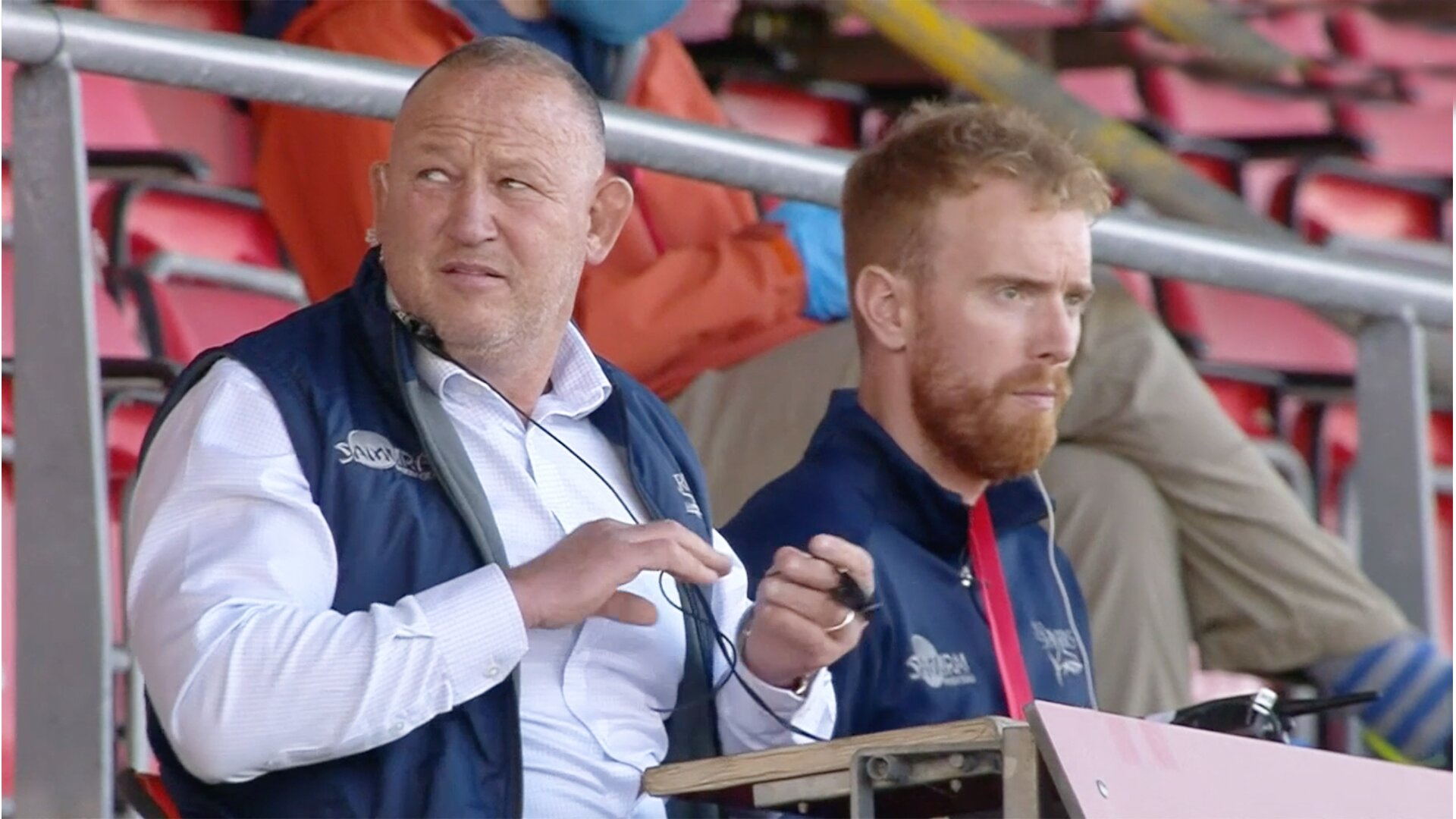 """Steve Diamond's son goes OFF on """"the so called rugby family"""" in explosive tweet after Sale's season ends"""