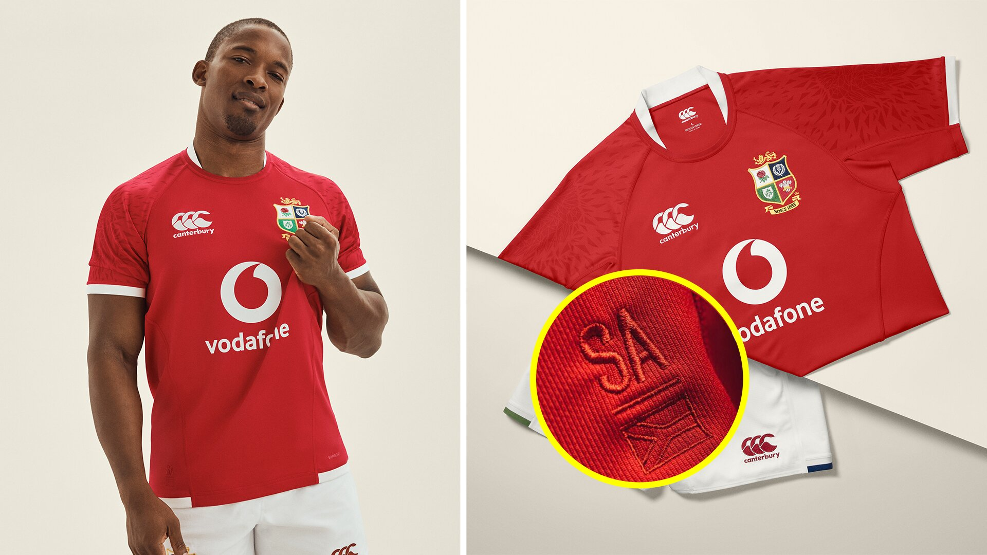 There's something about this years Lions kit that is seriously worrying rugby fans