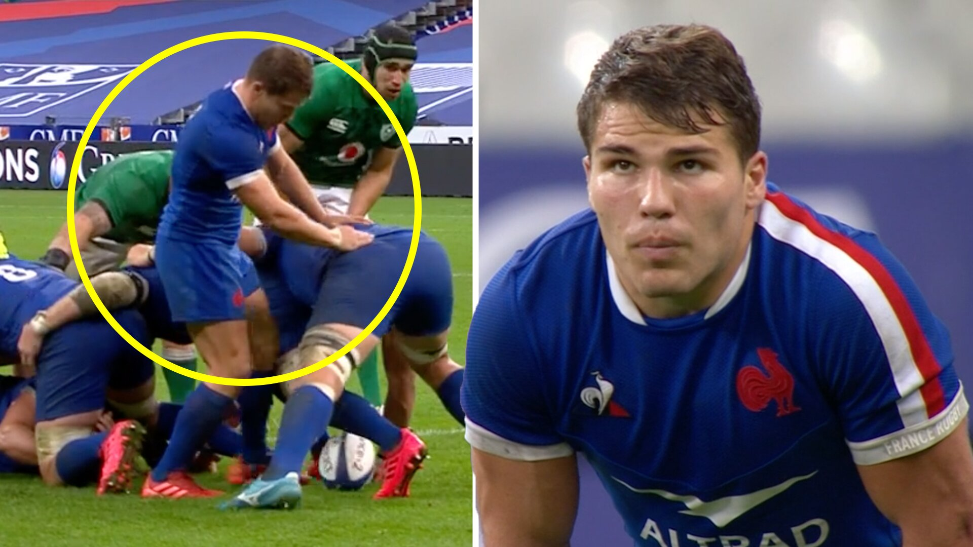So why is everybody calling Antoine Dupont the best scrum half in the World