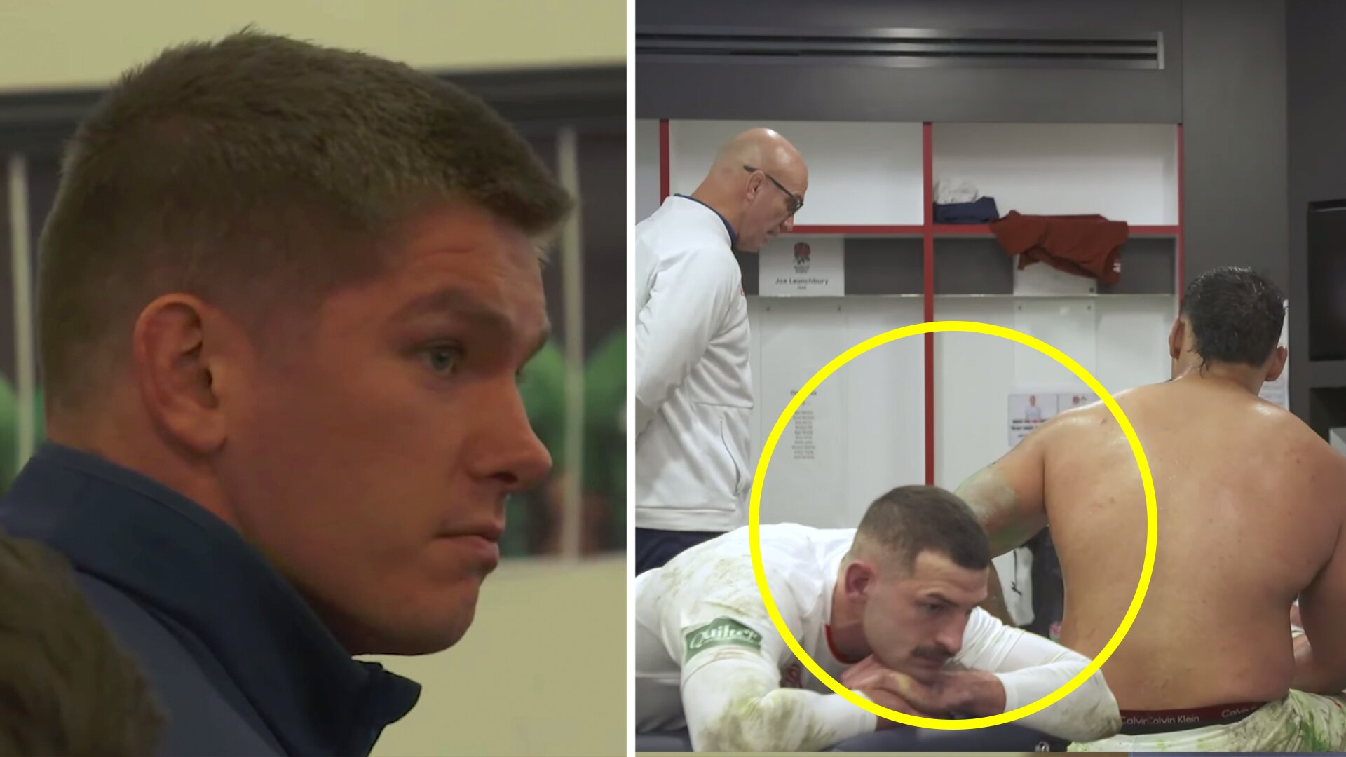 England reveal the incredible speech they gave which made their defence so terrifying against Ireland