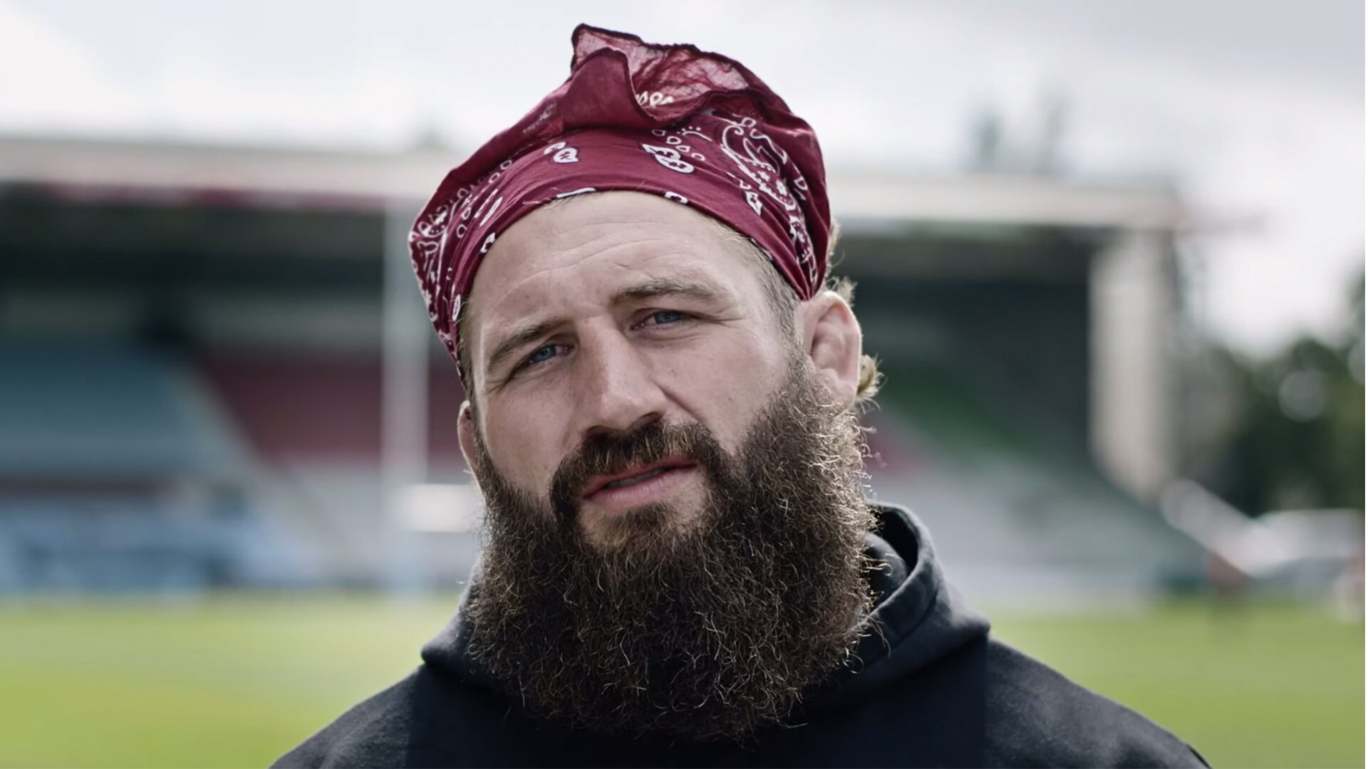 Joe Marler surprises everyone in new commercial which has just been released