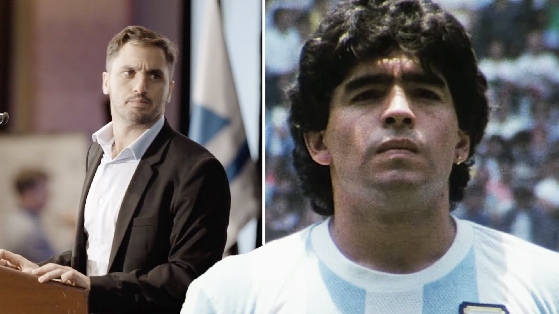 Rugby stars pay tribute to Diego Maradona after Argentina legend dies at the age of 60