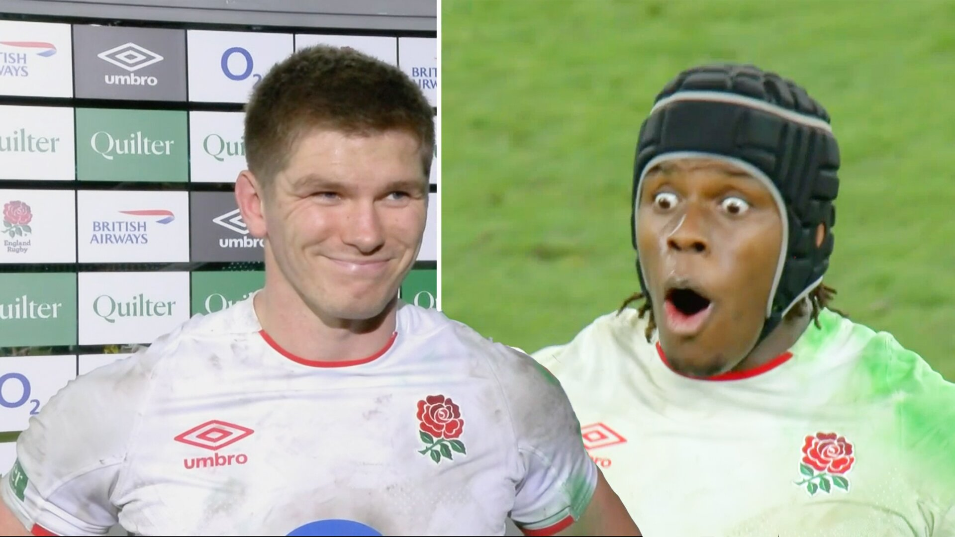 'He's a just a ****ing ****' - fans react to England's dominant win over Ireland