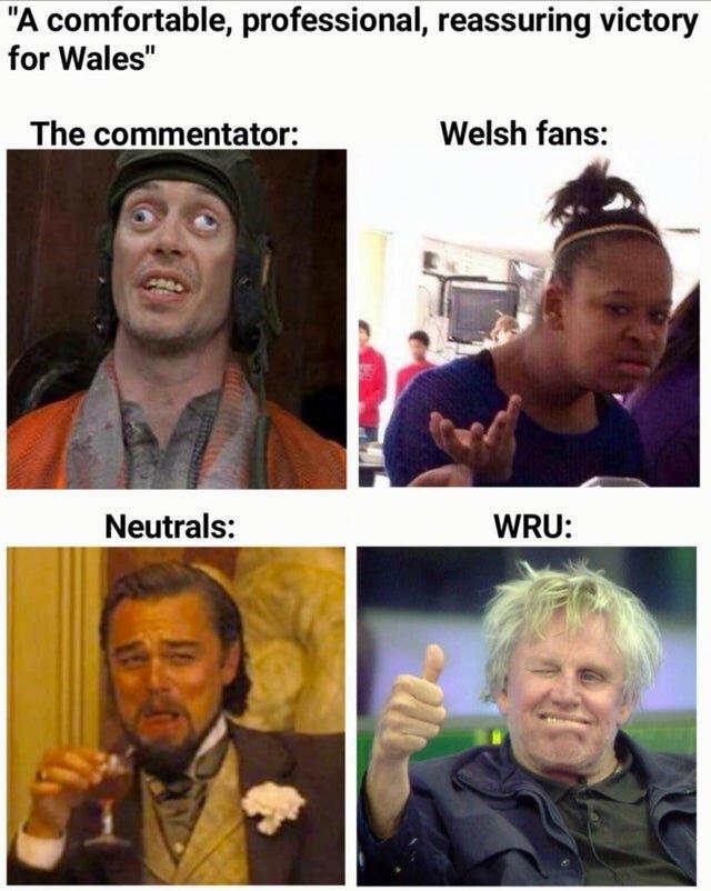 Wales Georgia
