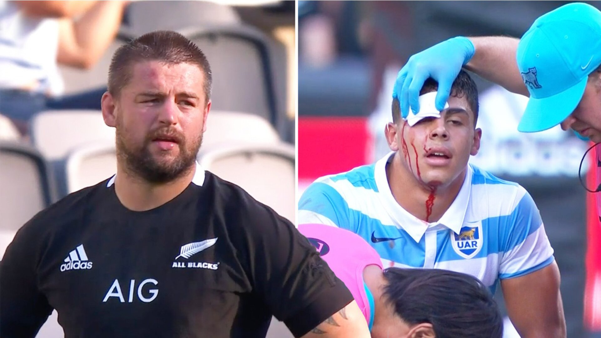 Dane Coles mindless moment of foul play that shows how far the All Blacks have fallen