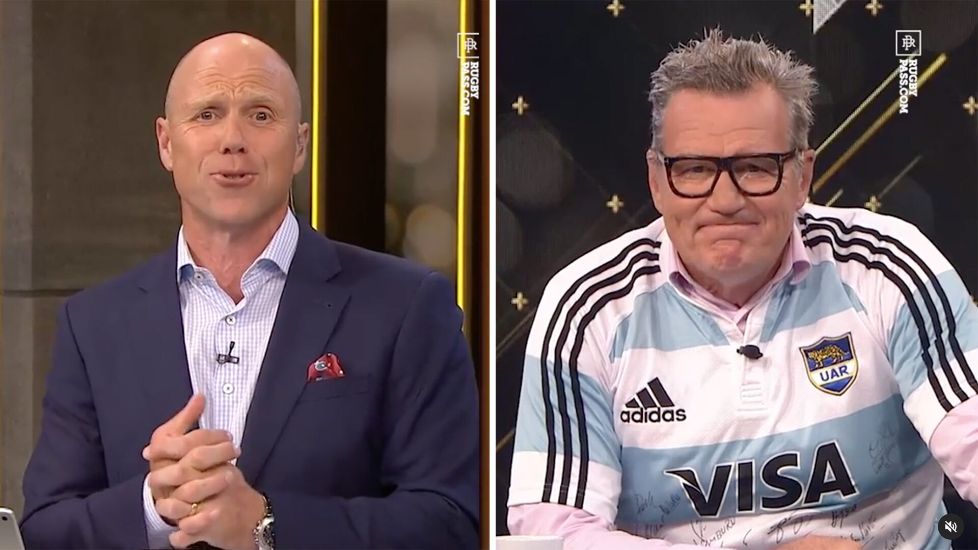All Black pundit apologises live on air after writing off Argentina last week