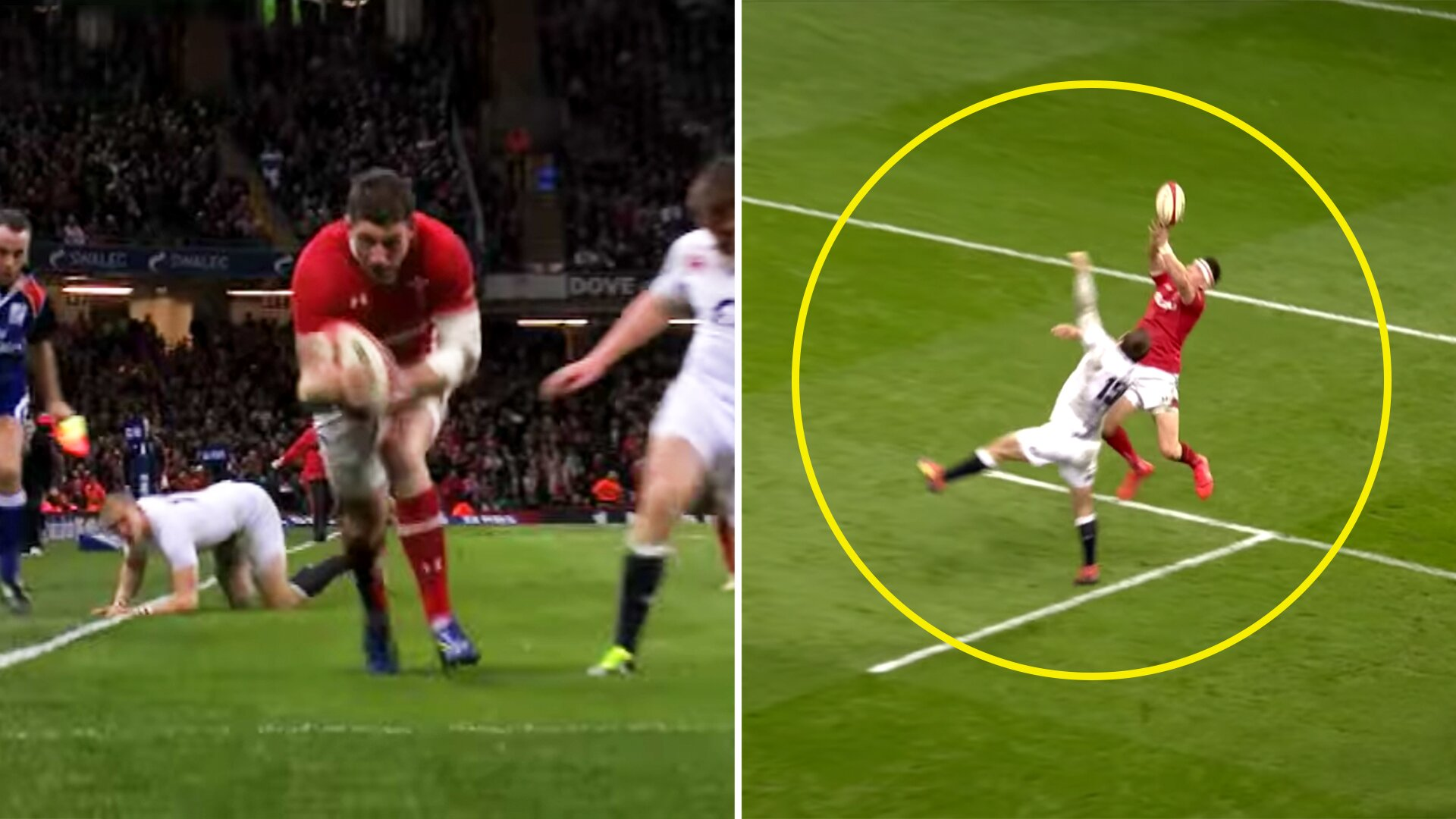 Four times that Wales were written off before beating England