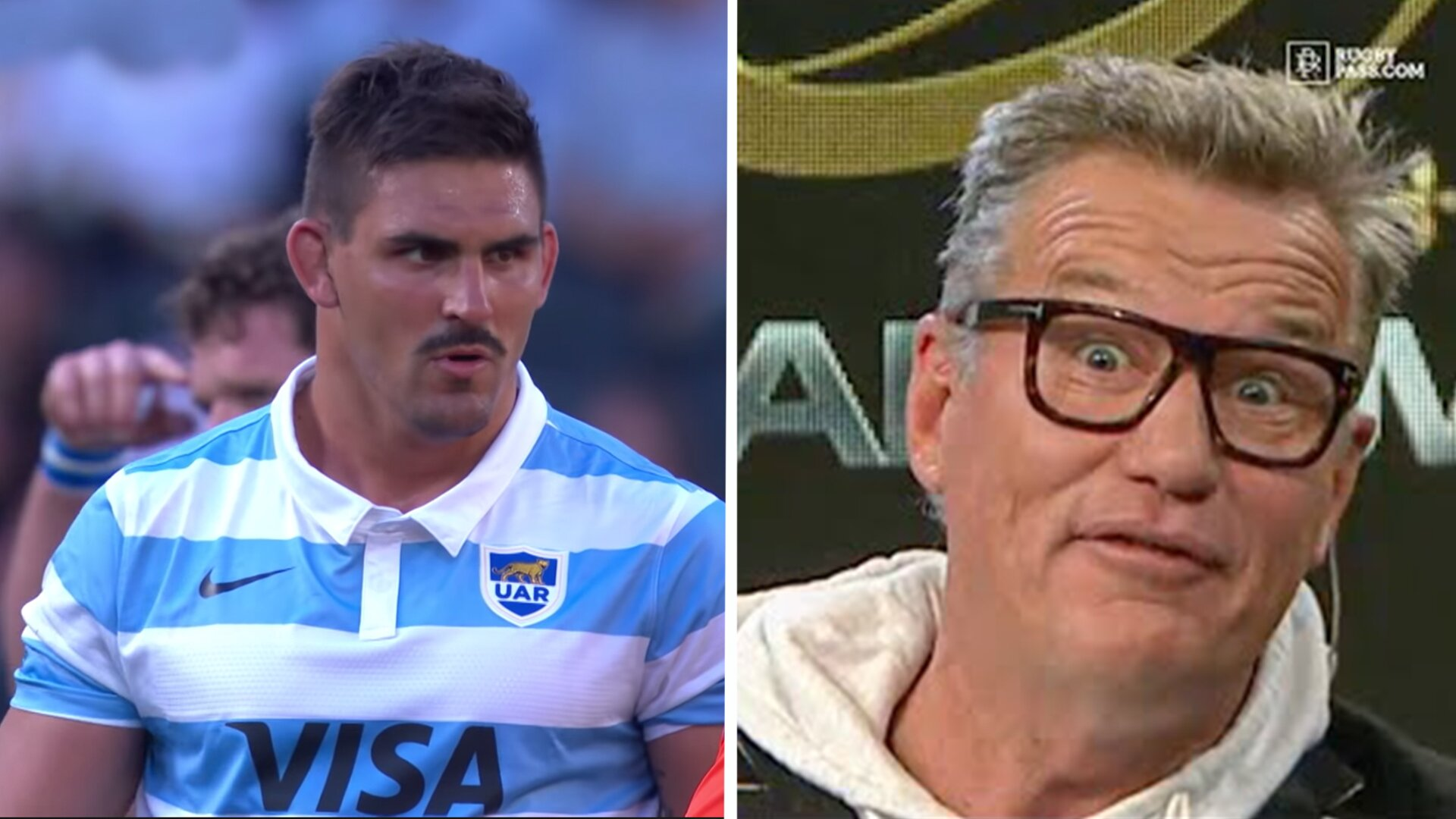 Video of Kiwi pundits writing off Argentina is going viral online