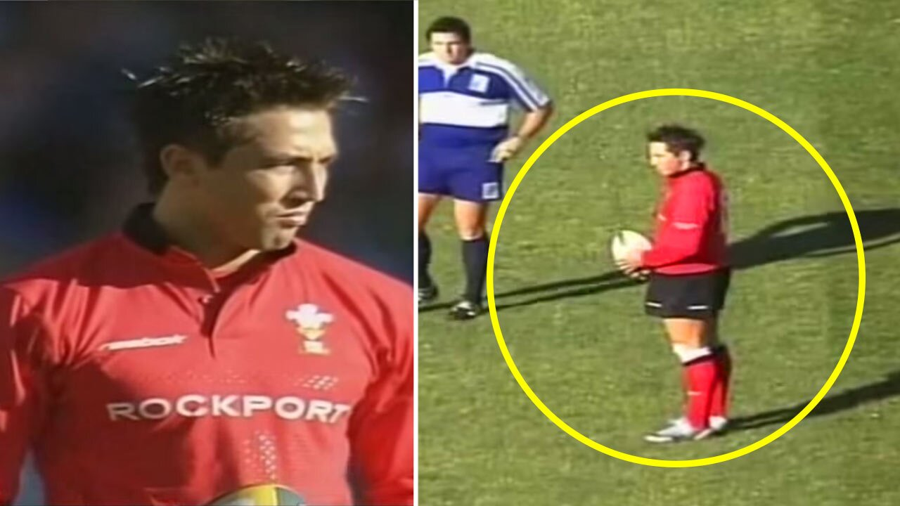 Scarcely believable Gavin Henson video resurfaces that settles the matter of his talent for eternity