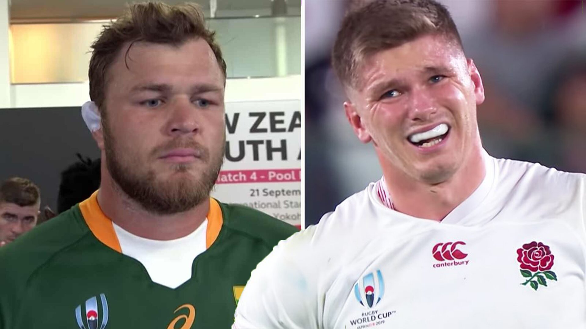 Who won the Rugby World Cup in 2019?