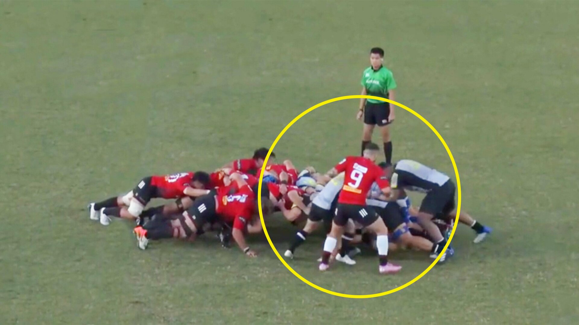 TJ Perenara in hot water after moment of 'fierce disrespect' in first Japanese match