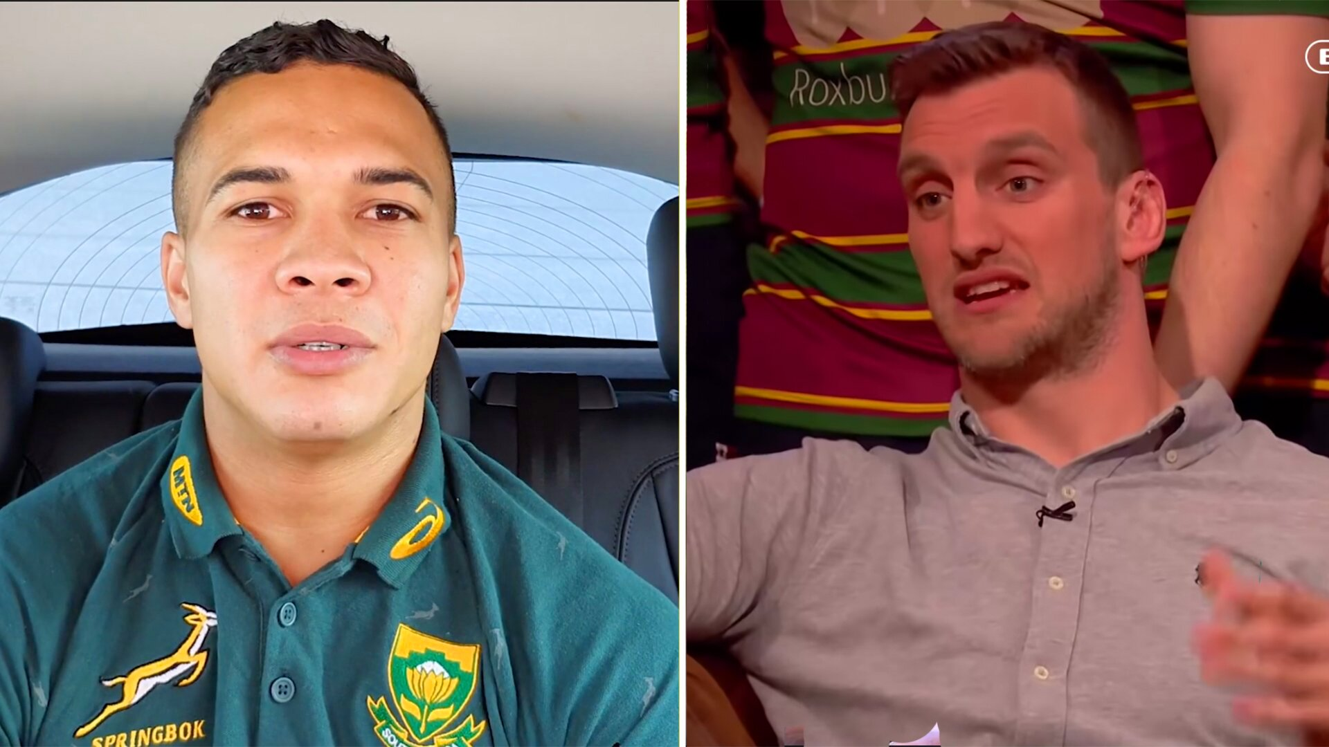 Sam Warburton has fans raging as he picks obscenely anti-English Lions XV to face Springboks