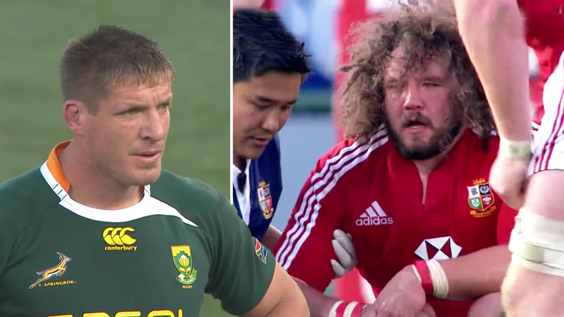 Adam Jones reveals what he really thought of THAT Bakkies Botha clear out that dislocated his shoulder in 2009