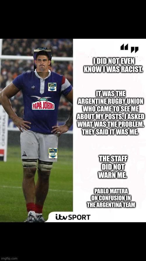 Pablo Matera Argentina