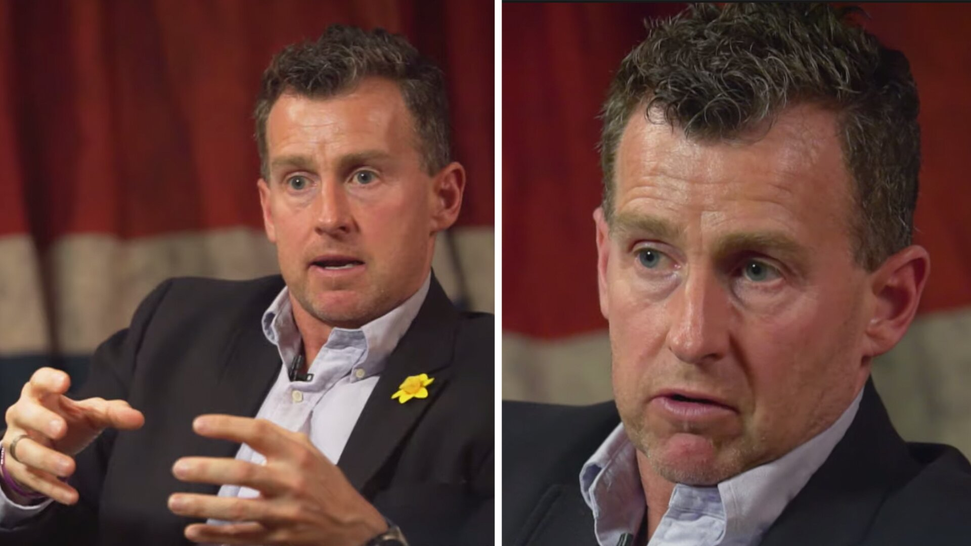 Nigel Owens sends powerful message to rugby fans on state of rugby with concussion