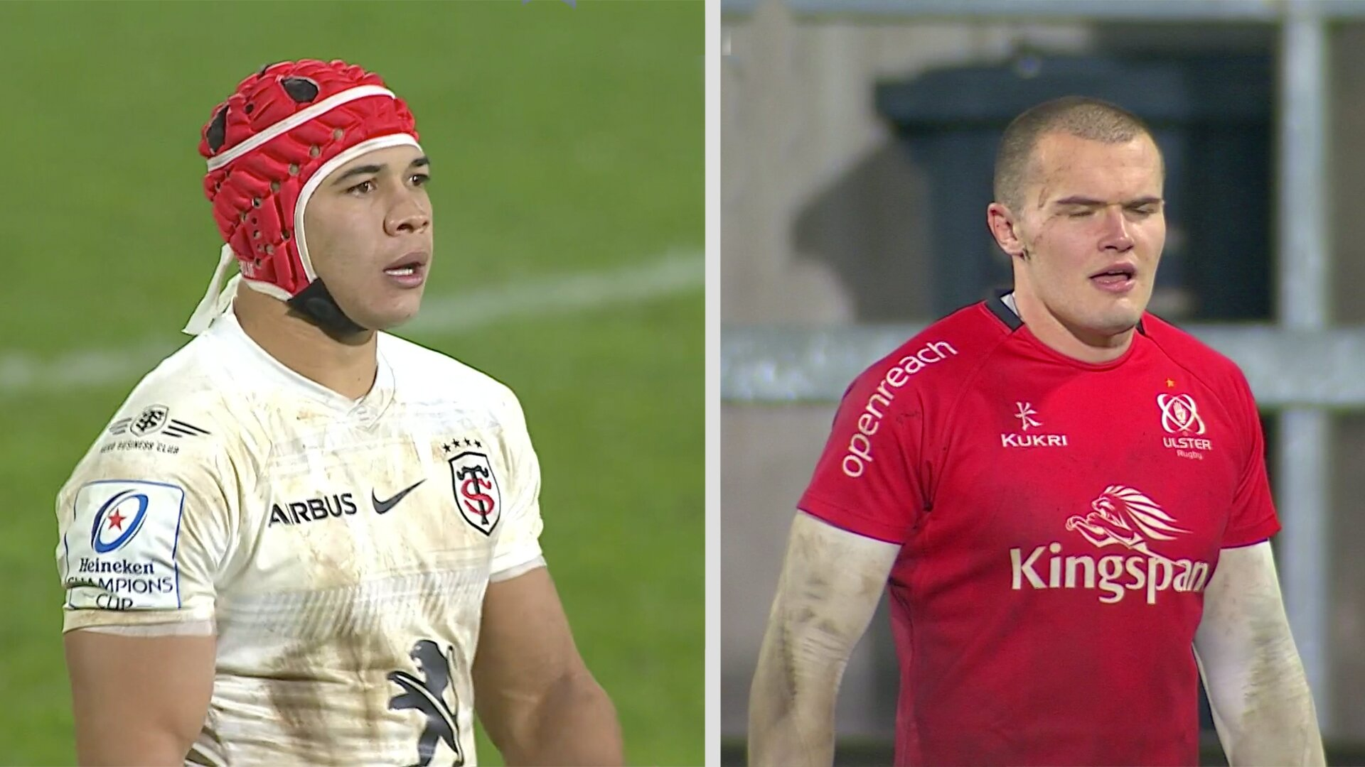 Cheslin Kolbe rips the soul out of Jacob Stockdale for a THIRD time in phenomenal Champions Cup moment