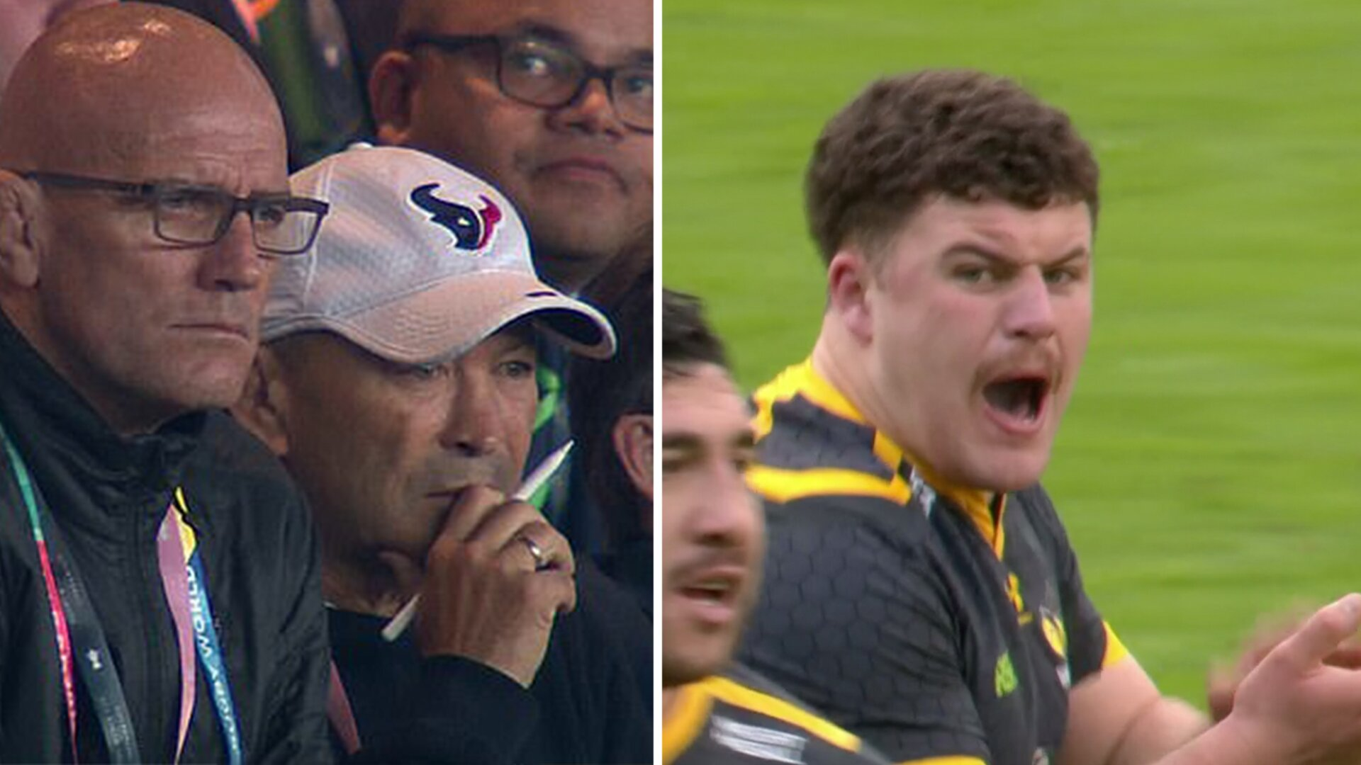 The terrifying two minutes of rugby which made Eddie Jones select Alfie Barbeary for England